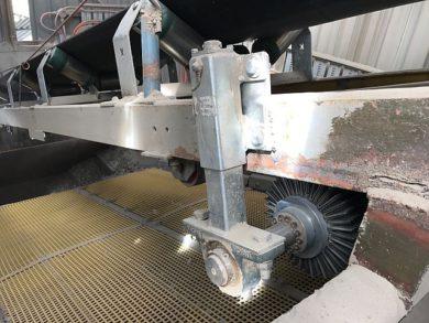 Conveyor Cleaning Solution, K-Rotabrush Conveyor Belt Cleaner