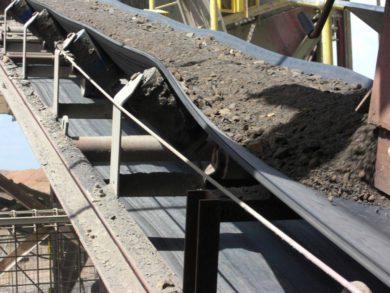 Conveyor Belt Edge Sag