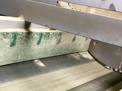 K-Containment® Seal Conveyor Skirting Solution