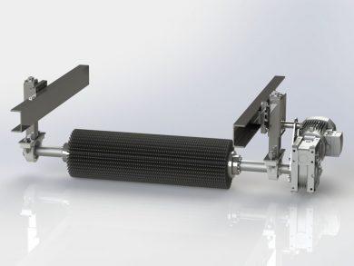 Conveyor Cleaning Solution, K-Rotabrush® Conveyor Belt Cleaners