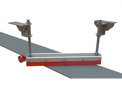 Plough Conveyor Belt Cleaner