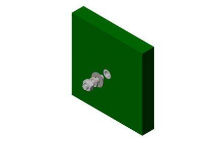 Polyurethane modular lining system, K-redi-liner polyurethane