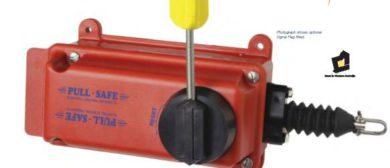 Pull-Safe Pull Wire Switch, Conveyor Safety
