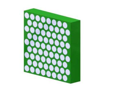 Ceramic Modular Lining, K-Redi-Liner