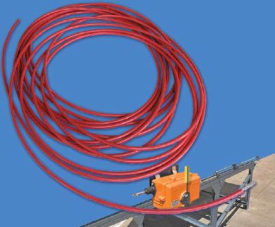 Safe-T-Lanyard Pull Wire Rope - Stainless Steel