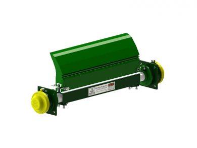 Eraser Primary Belt Cleaning System